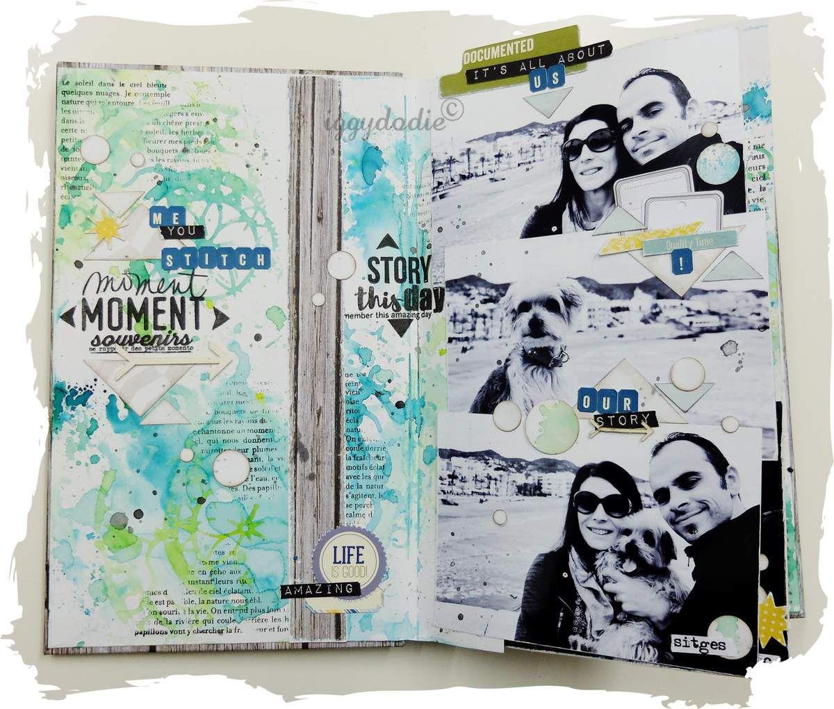 Nouveau kit-atelier : Album Better Together