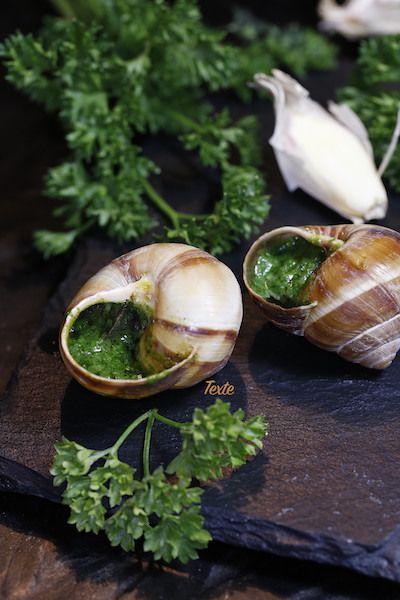 Escargots de bourgogne au beurre persill en deux fa ons pic tout la cuisine de dany - Cuisiner les escargots de bourgogne ...