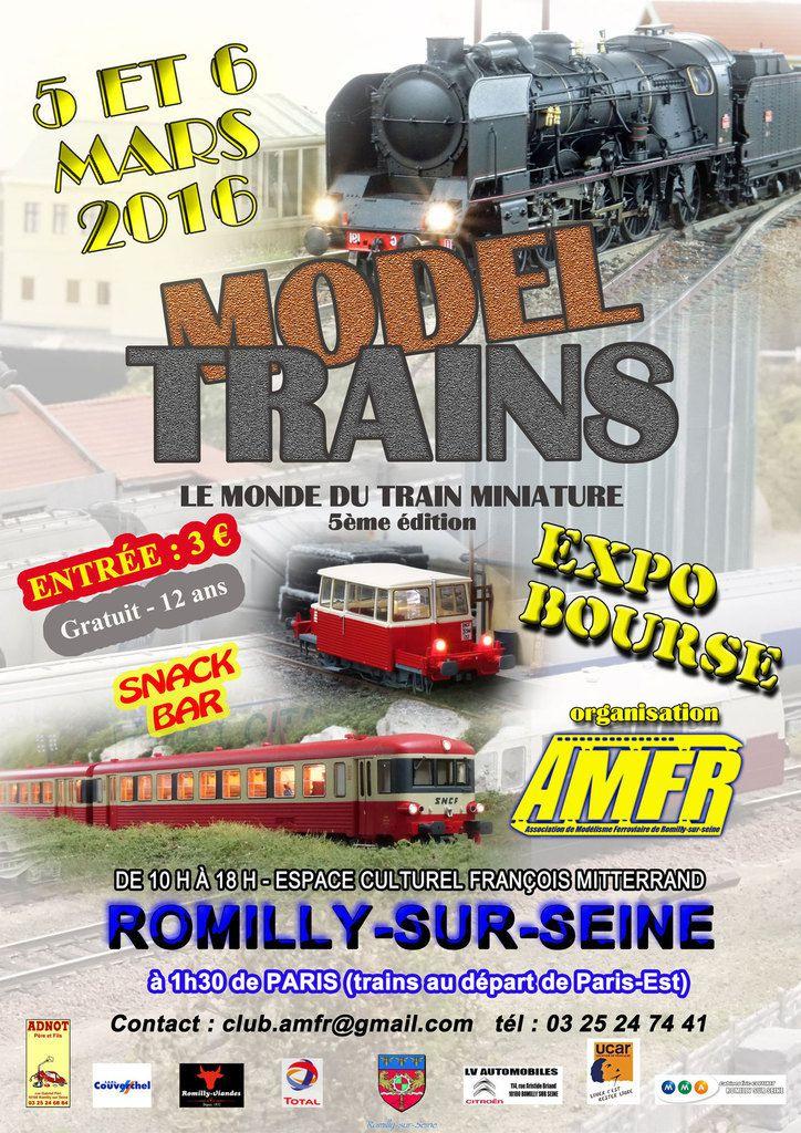 AMFR - Model Trains 2016