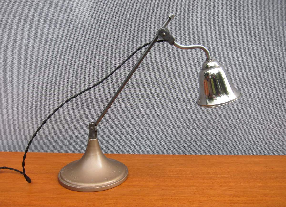 FRENCH VINTAGE 1900 STYLE TABLE LAMP