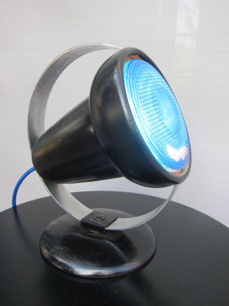 R1622 - LAMPE VINTAGE 1946 INFRAPHIL 7526