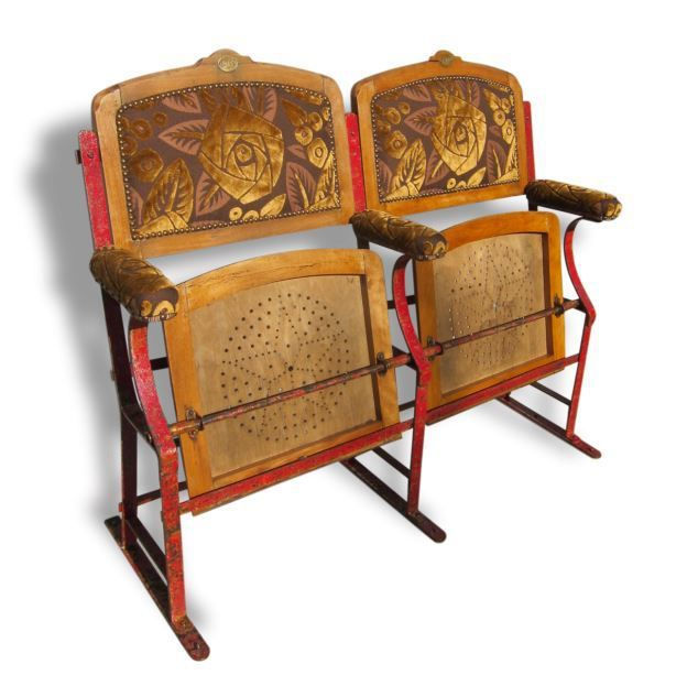 Sieges metal tapissier vendus hamdesign by home art et mati re - Sieges de cinema occasion ...