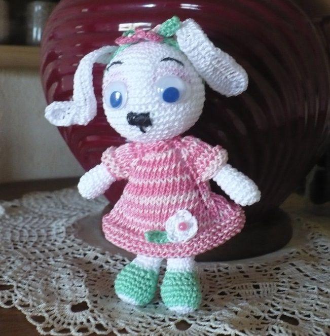 Lapinou crochet