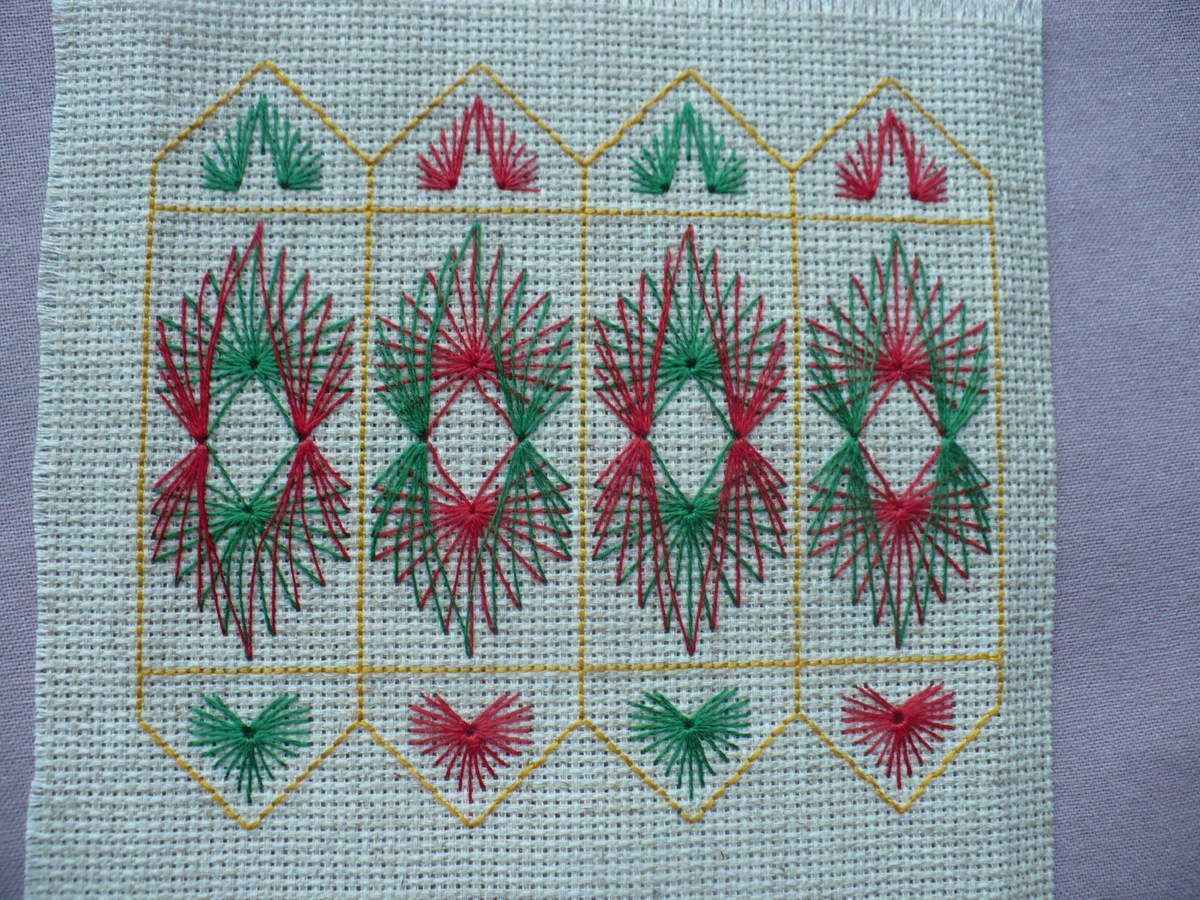 Broderie le blog de malele44 for Anne marie witmeur decoration