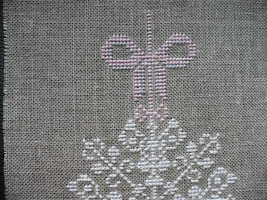 Noël 2015 de Maryse : le flocon