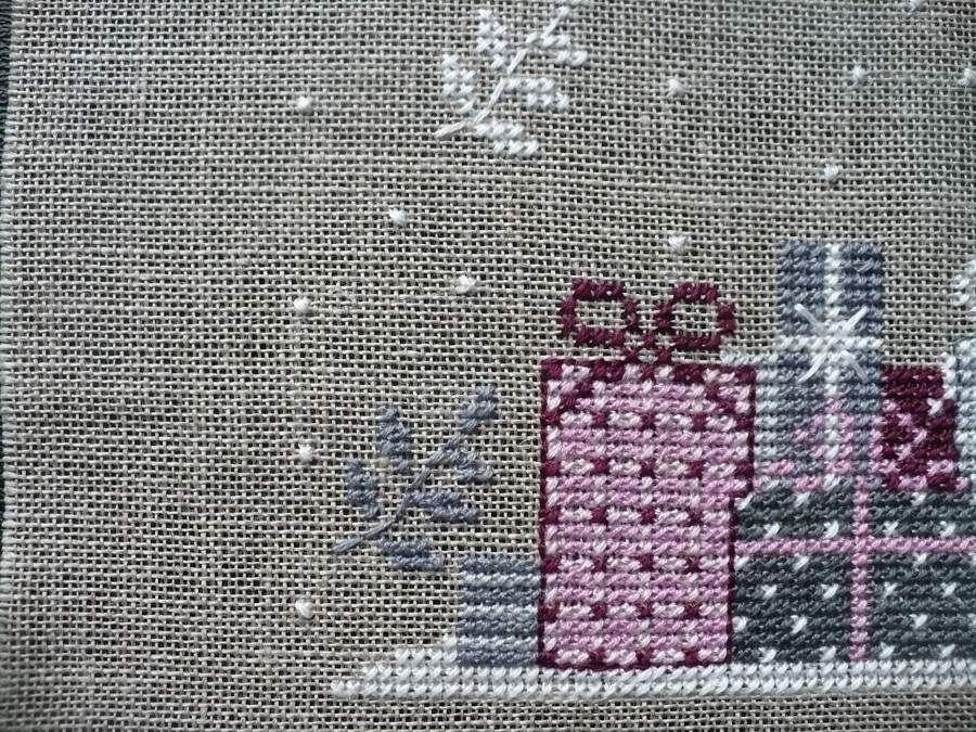 SAL Noël  chez Maryse : les cadeaux