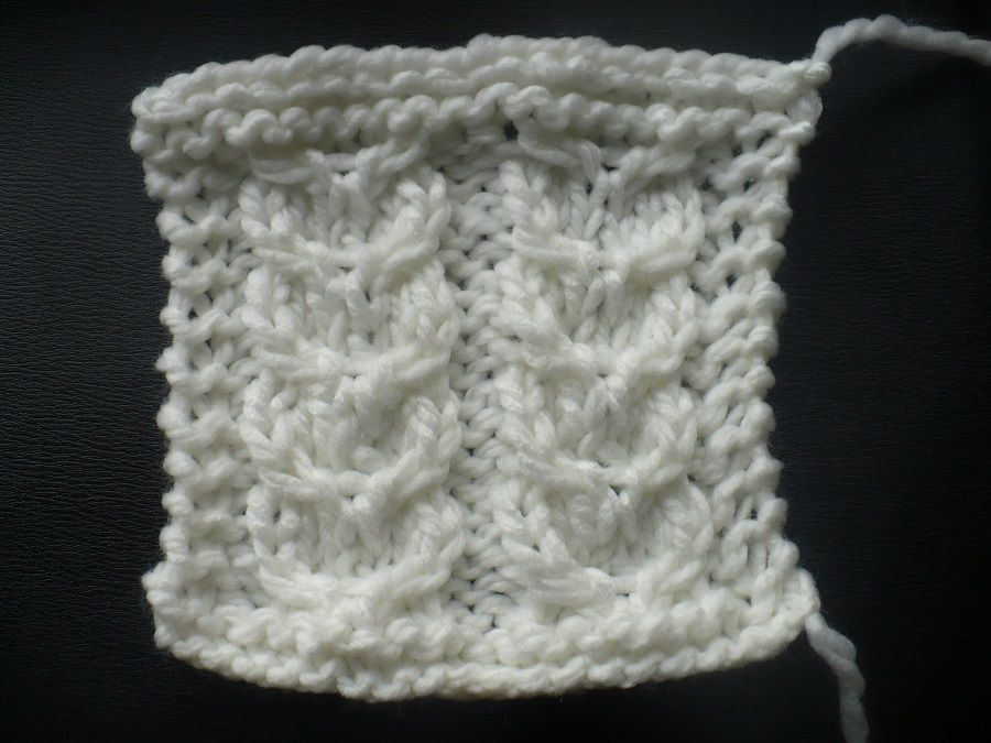 Plaid Blanc 12