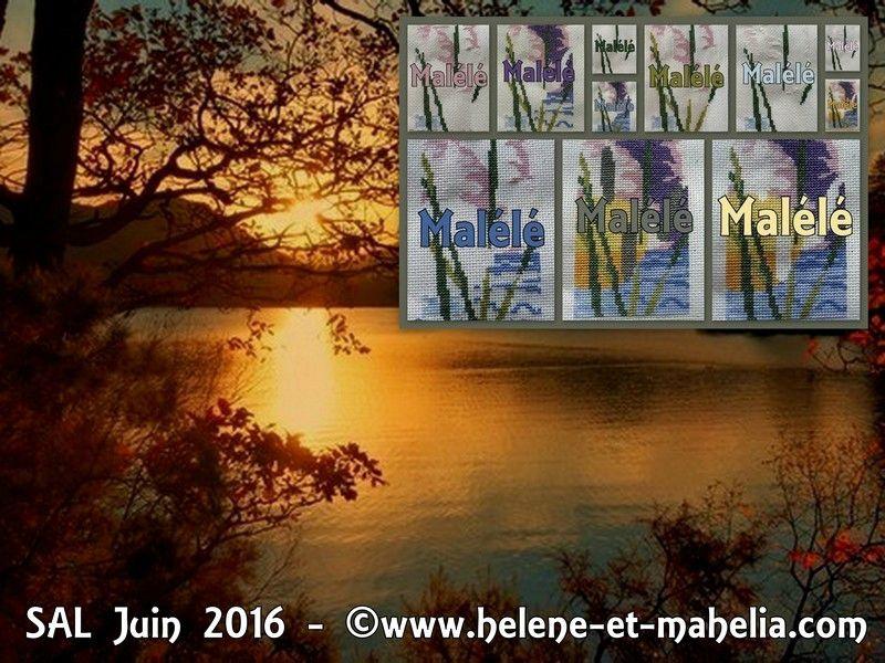 SAL juin 2016 chez Hélène