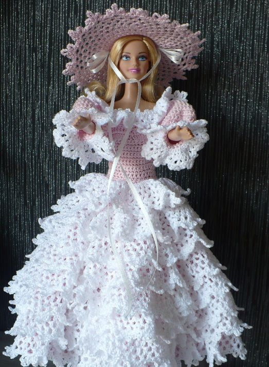 Barbie Bergère fin