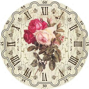 Roses et Faïences chez Maryse Septembre