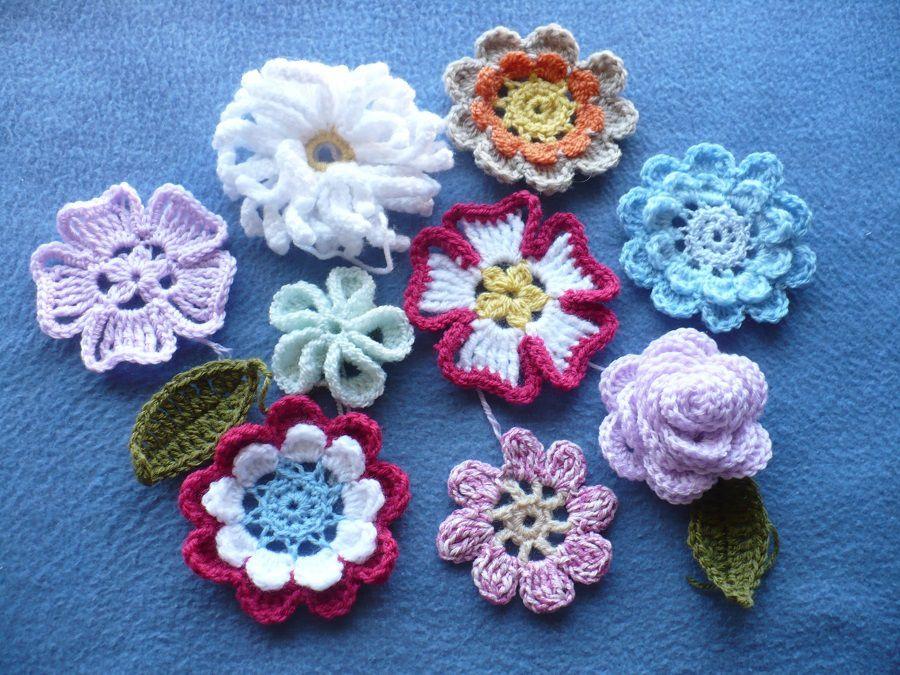 Des Fleurs Variées