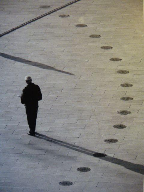 Le soleil, l'ombre, l'homme et le temps, Bruxelles-Ixelles, Cl. Elisabeth Poulain