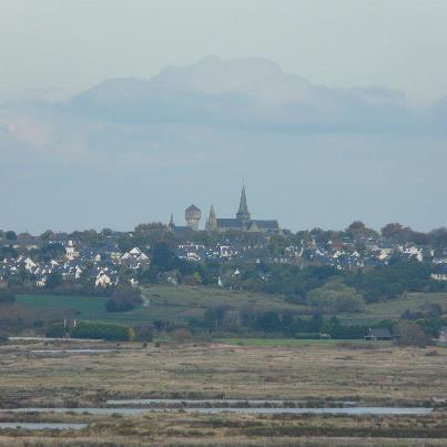 Guérande- vue du marais- Ph.Bréget-wikipedia