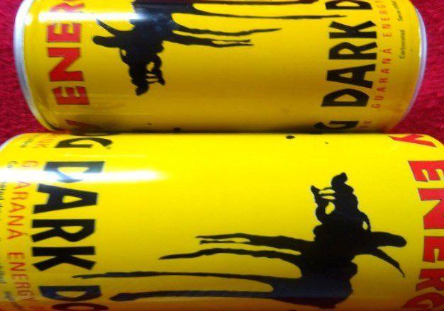 Energy Dark Dog, boîtes-boisson 250ml & 500ml , Cl. Elisabeth Poulain