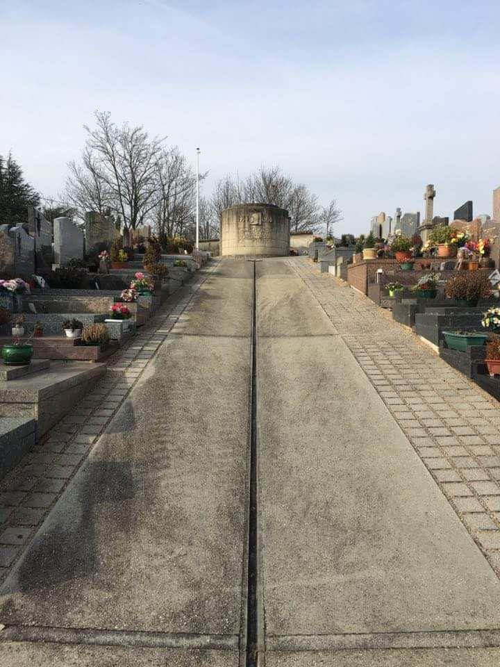 Hommage de Jeanne fille de Harki à son arrière-grand-père mort pour la France.