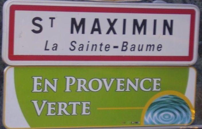 hameau de forestage n°10 Saint-Maximin-la-Sainte-Baume