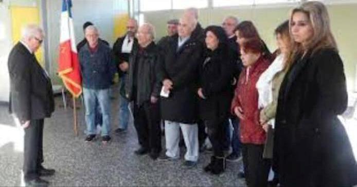 CÉRÉMONIE ABANDON DES HARKIS JEUDI 12 MAI À Saint Maurice l'Ardoise