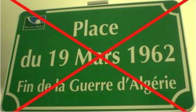19 Mars Paris ne modifiera pas le calendrier commémoratif