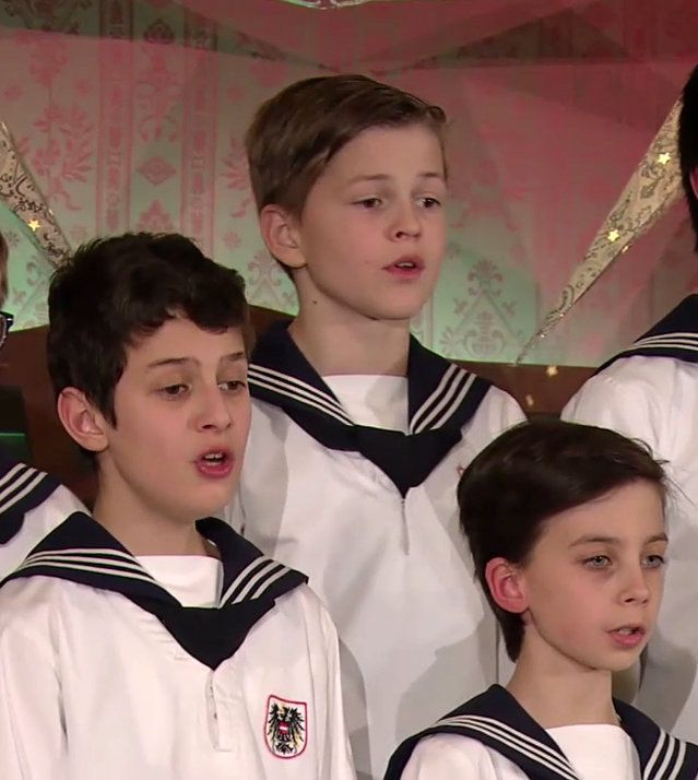 Songs for Mary - Film DVD Vienna boys choir.