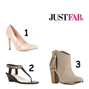 7b5d3dad4488e Sélections chaussures Justfab ...