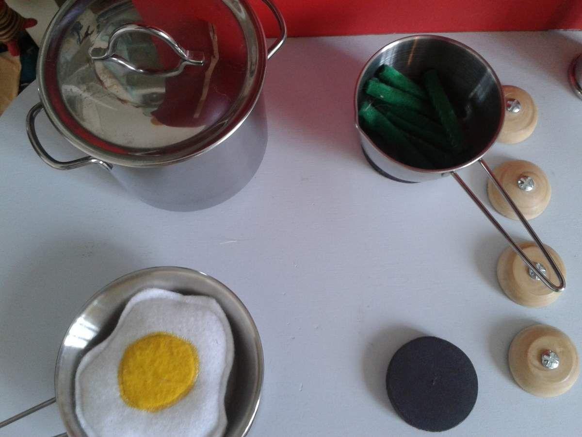 Des nouveautés dans la cuisine de l'arbrisseau