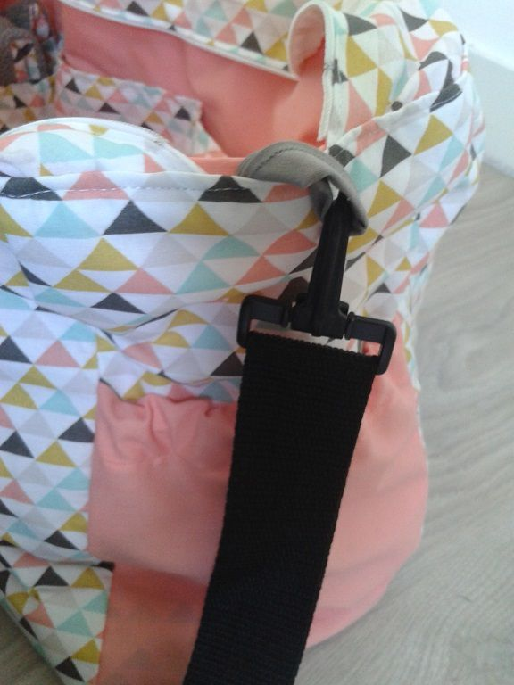 Le sac à langer de Maélyne