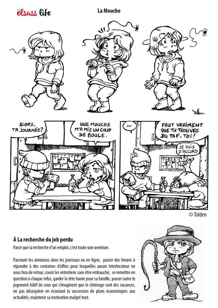 ëlsass life par tolden - la mouche