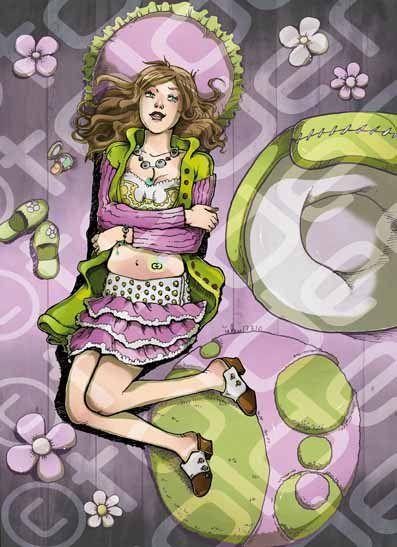 Illustration par Tolden, couleurs par Saki