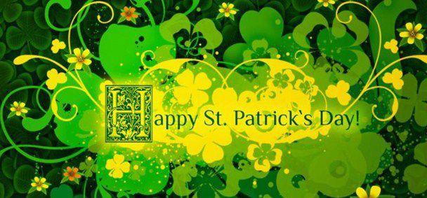 Happy St. Patrick's Day (Live)
