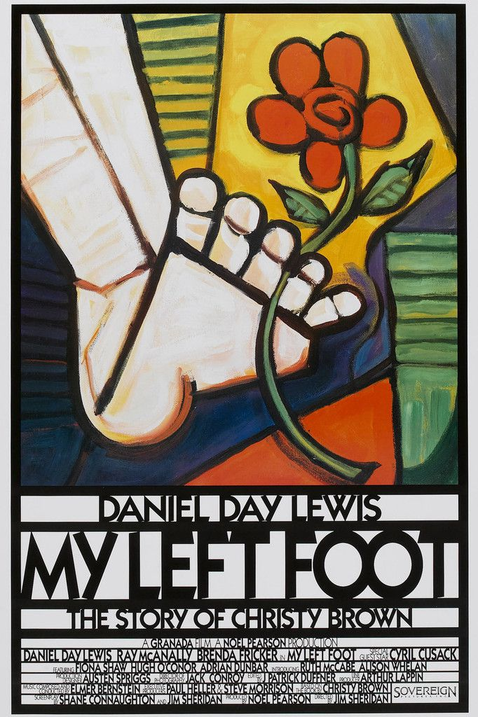 My Left Foot (1989) streaming vf