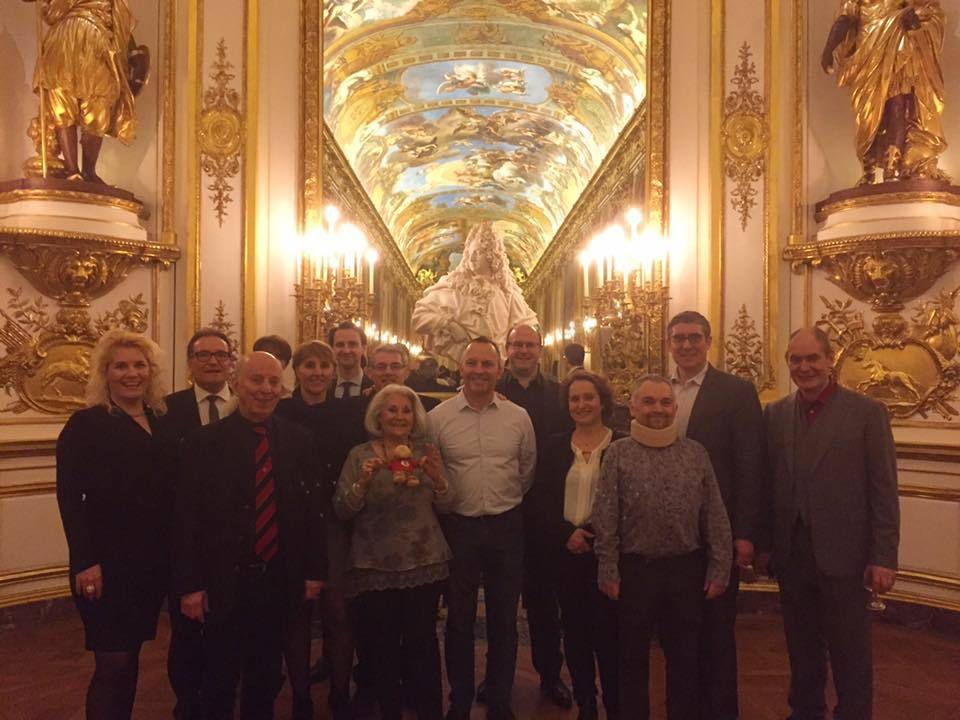 Club des Toulousains de Paris convié a la Banque de France voeux 2017