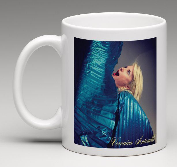 Mug Veronica Antonelli #HeritageThroughEmotion #OpenYourWings