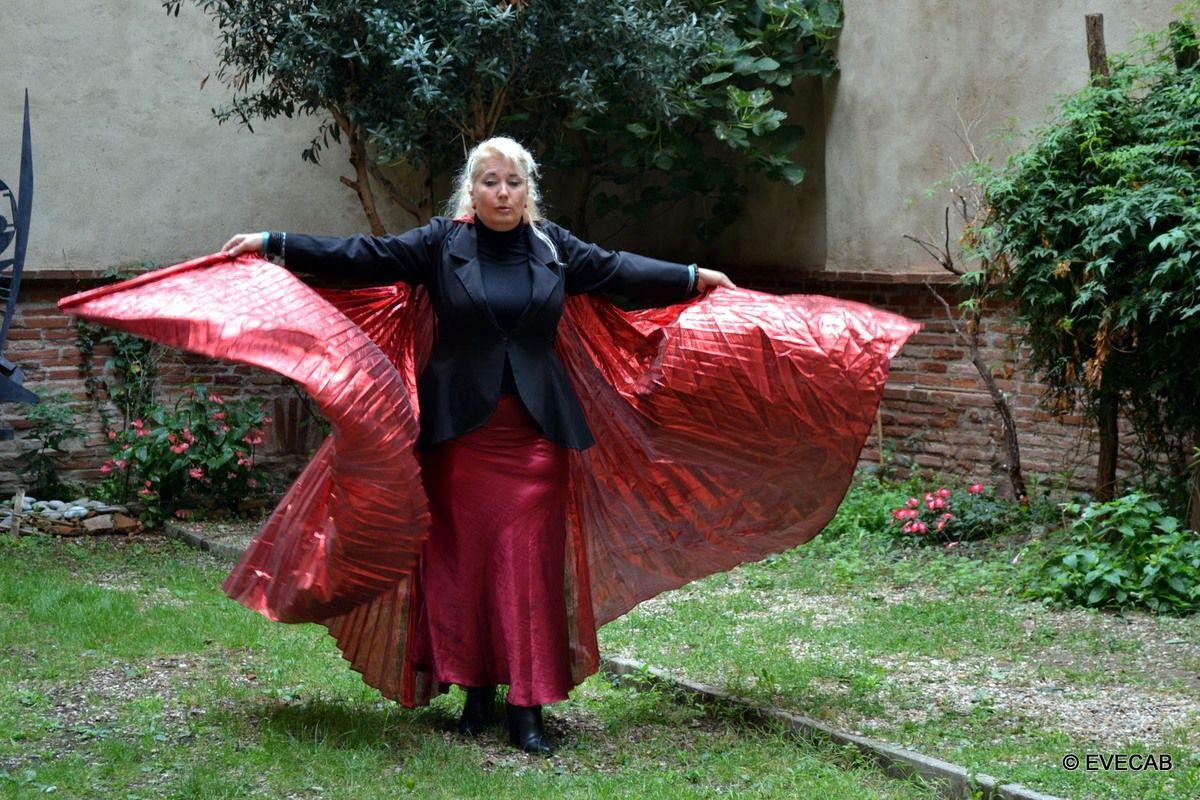 Ostal d'Occitania #ToulouseEnchantée avec Veronica Antonelli crédits @evecab #Amieez