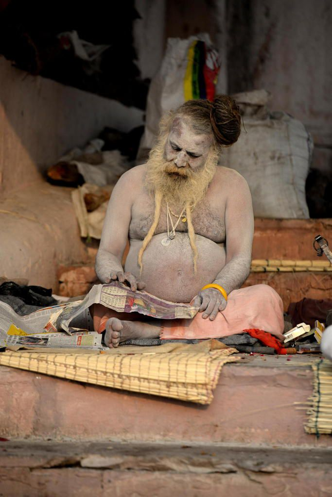 Et de quatre, Mumbai-Varanasi...