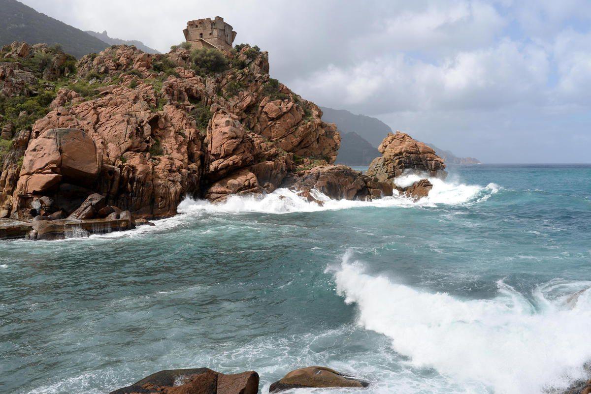 Corse : Du Cap Corse à la calanche de Piana