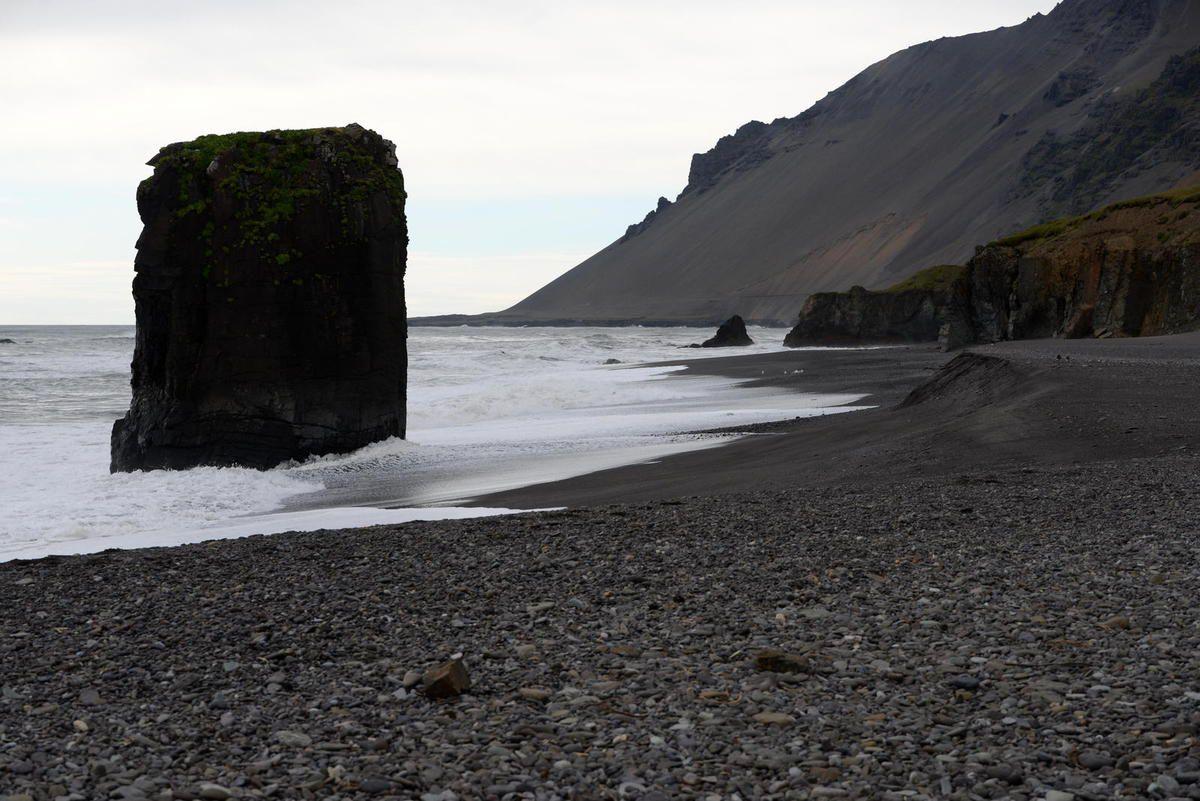 Côte Sud de l'Islande