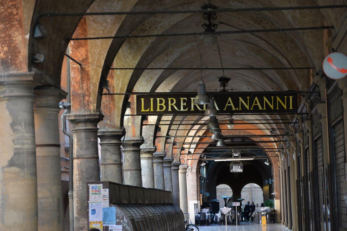 de Ferrare à Bologne...
