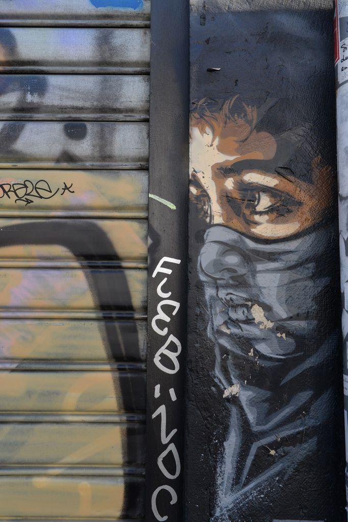 STREET ART : le retour