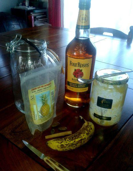 Whisky arrangé
