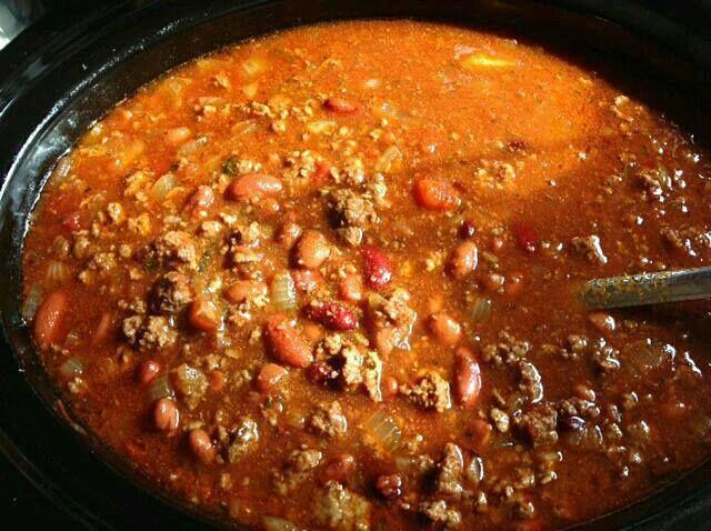 Chili con carne façon keupon !