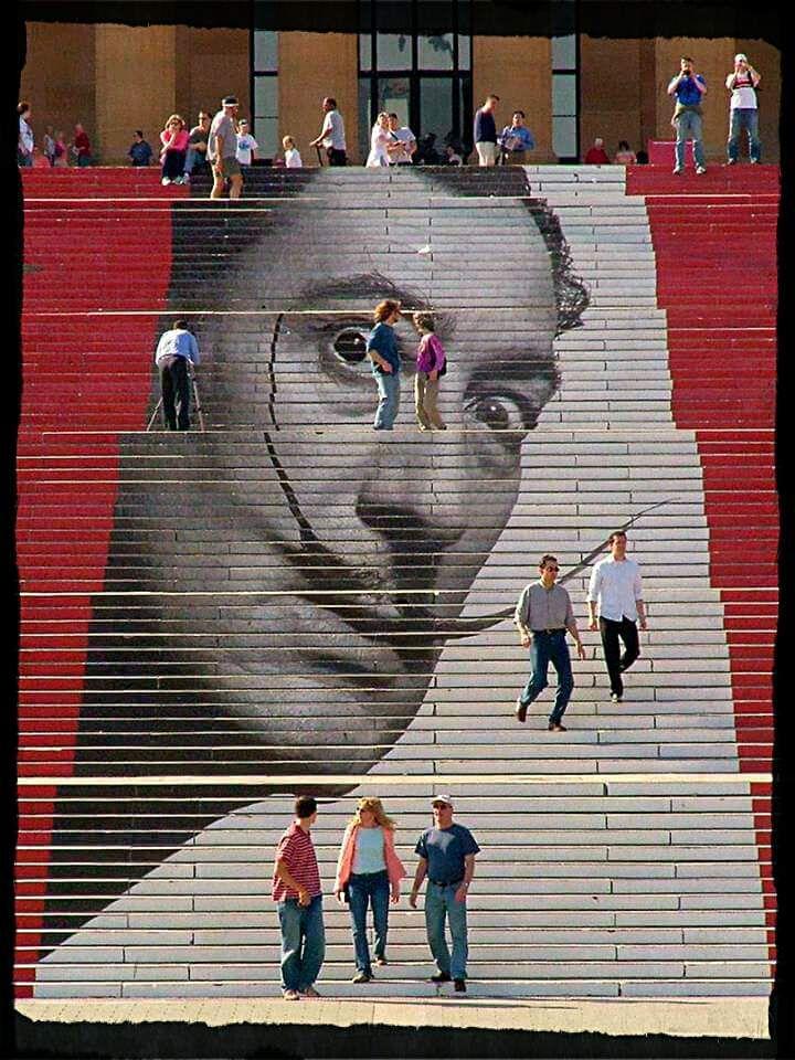 Escaliers pour l'échafaud !