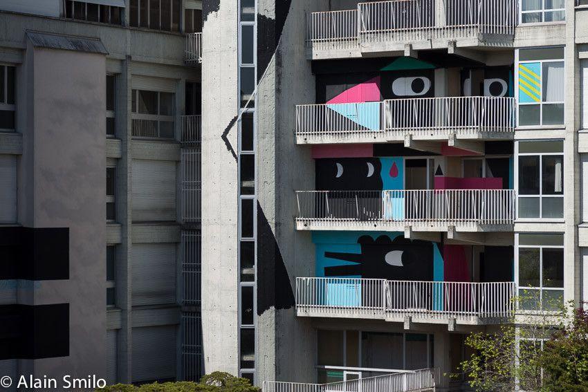 L'ancien hôpital de Lagny-sur-Marne, nouveau terrain de jeu des street-artists.