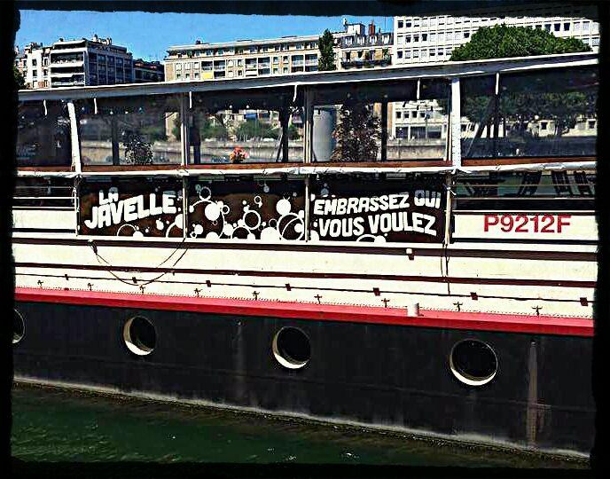 La Javelle réveille de sa léthargie l'ouest parisien.
