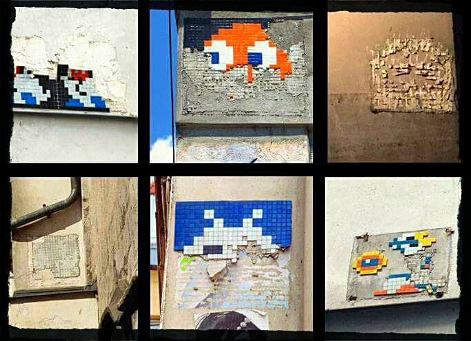 Photos © www.space-invaders.com