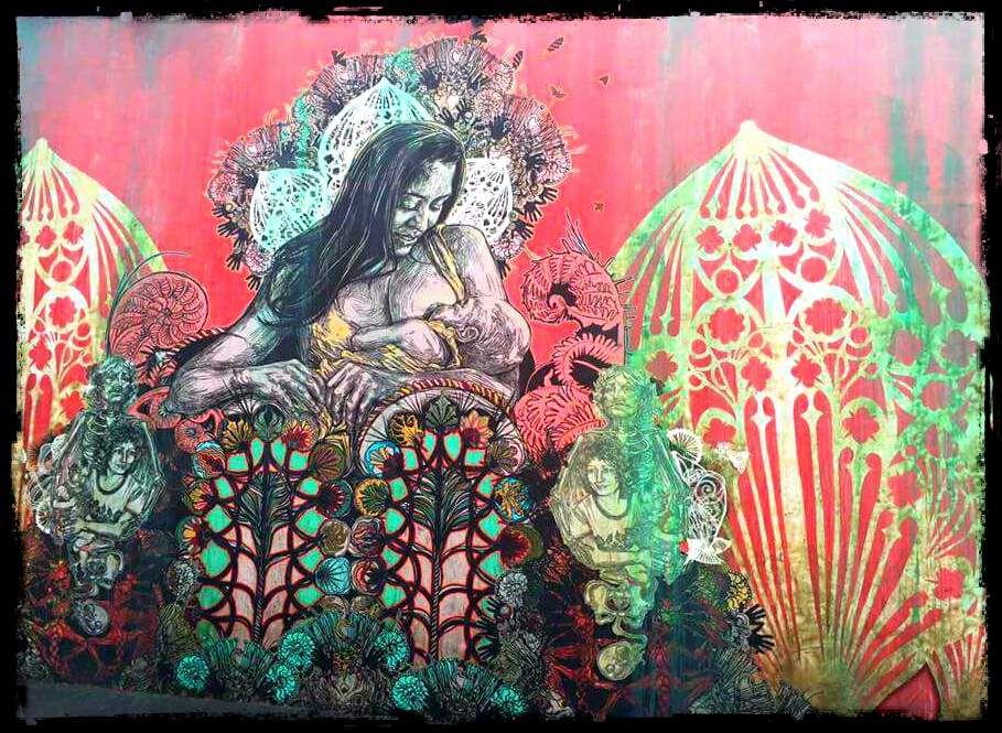 Winwood à Miami, magnifié par le Street Art. (Fr. &amp&#x3B; Engl.)