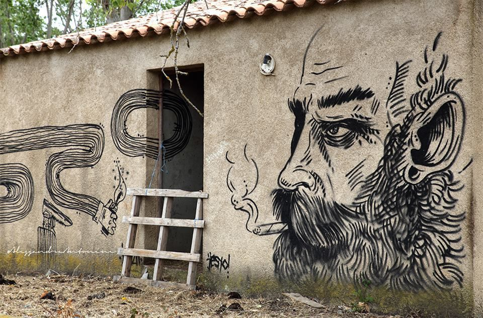 Photo © Antonini Alessandra / Corse Land&Street-Art