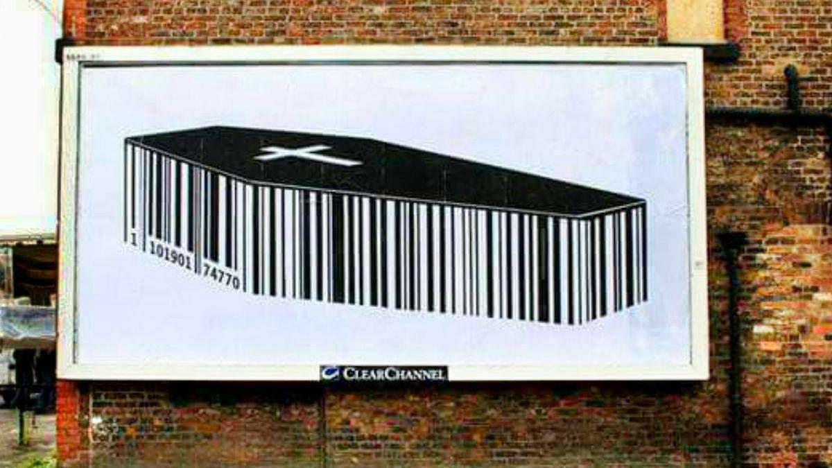 Street Art, pub et marketing, l'alliance contre-nature !
