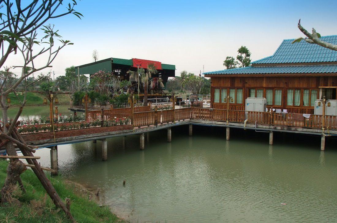 Udonthani: Le « Jumpadang Restaurant »