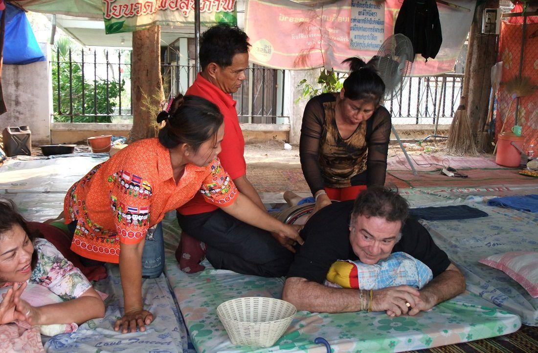 Thaïlande: Udonthani. Séjour d'Yvon (Journées du 4 au 6 avril 2015)