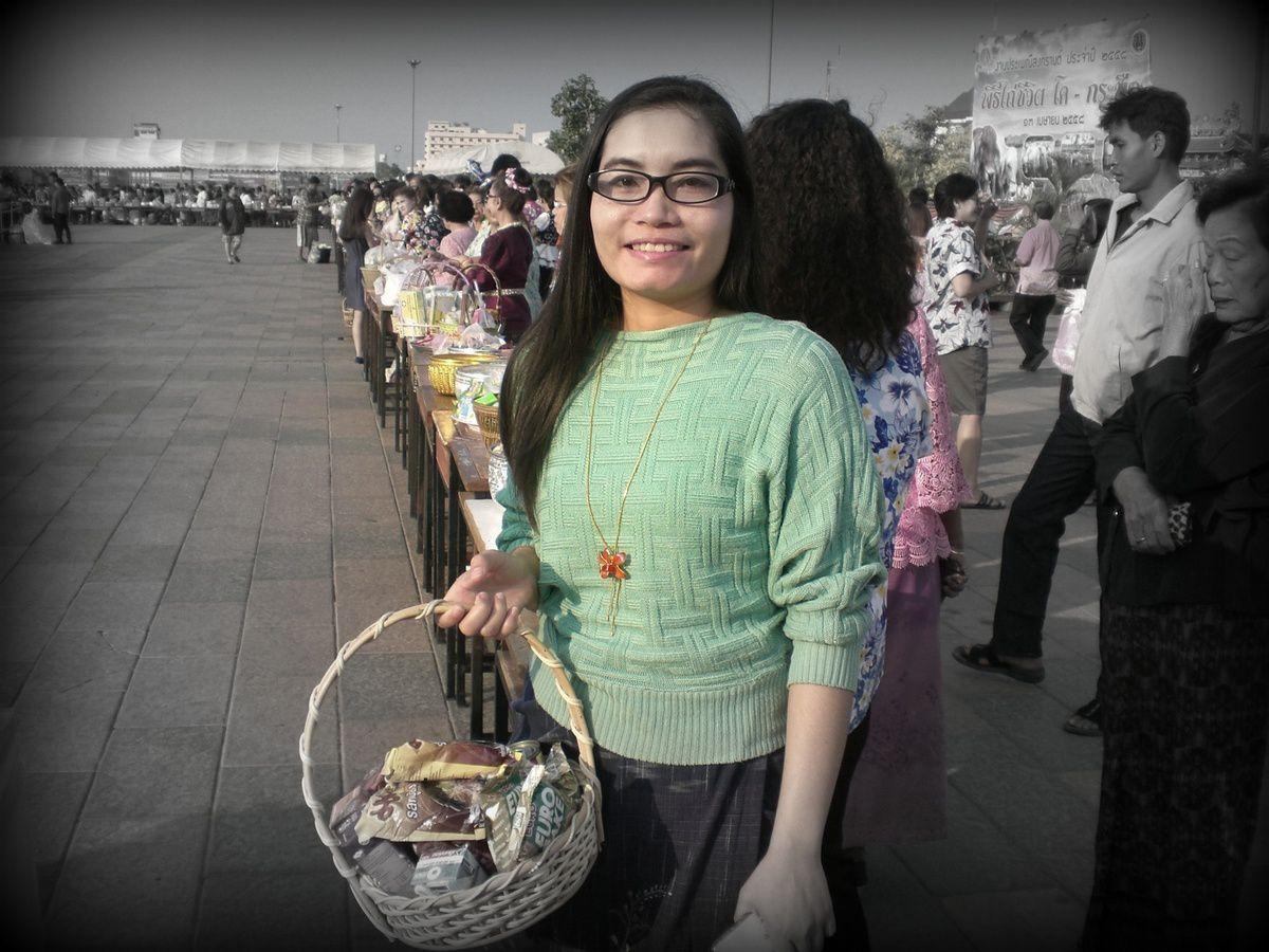 13 au 15 avril 2015 : Nouvel an bouddhiste « Songkran 2015»